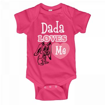 Dada Loves Me