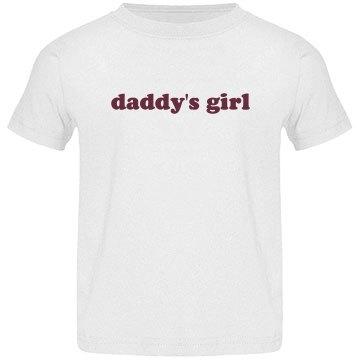 Daddy's Girl Tee