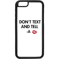 dont text and tell phone