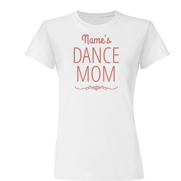 Dance Mom Heart