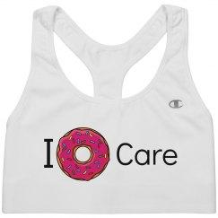 Sports bra- i Donut care