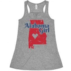 Alabama Girl Love