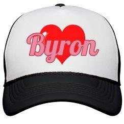 I love Byron