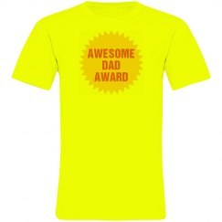 Awesome Dad Award