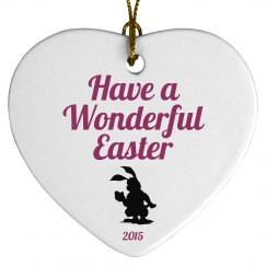 Have wonderful easter