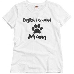 English Foxhound Mom