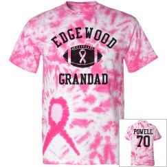 Rams Grandad Cancer Tee