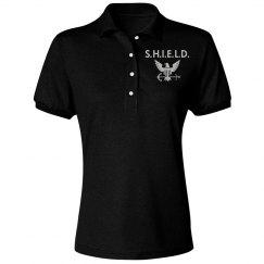 S.H.I.E.L.D. Agent Polo