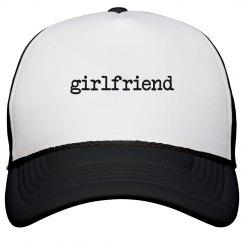 Girlfriend Trucker Hat