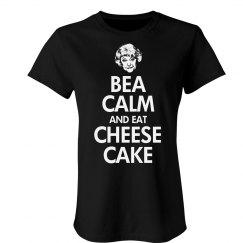 Keep Calm Eat Cheesecake