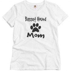 Basset Hound Mom