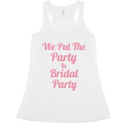 Party In Bridal Party