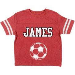 Baby Football Tee