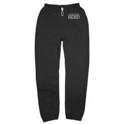 Design Custom Sweats