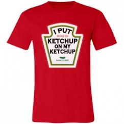 Ketchup Lover- Men