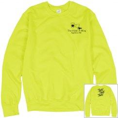 Neon Fleece Sweatshirt