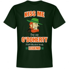 O'Doherty full blooded irish legend