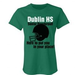 Dublin HS Powderpuff