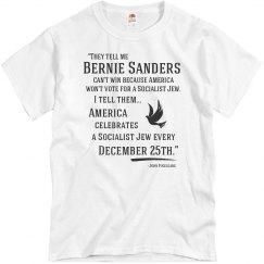 Bernie 'Socialist Jew' T