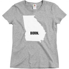 Georgia born