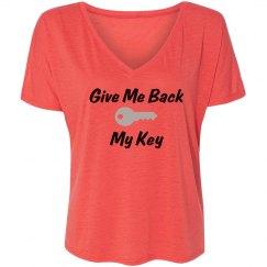 Give Me My Key