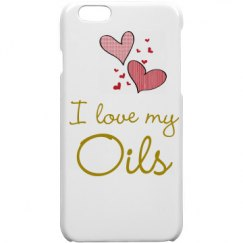 I Love My Oils Phone Case IPhone 5
