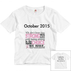 Youth Breast Cancer Aware