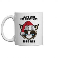 My Cat Hates Christmas