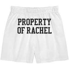 Custom Property Of Rachel