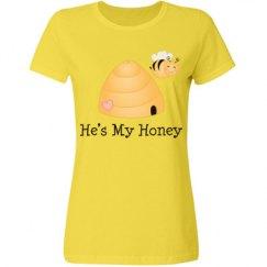 Couples Honey Bee