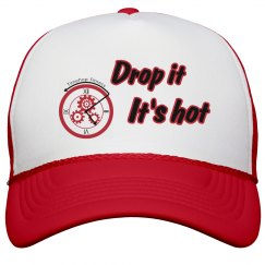 Drop it Cap