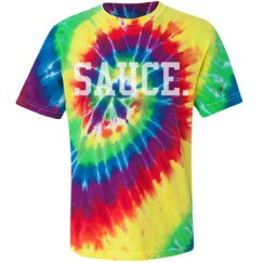 Tie Dye Sauce T Shirt