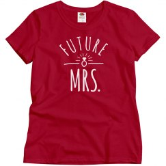 Future Mrs Tshirt