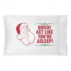 SHHHH! Santa's Here!