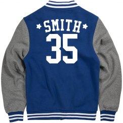 Custom sports jacket