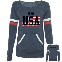 Team USA-MISSY FRANKLIN