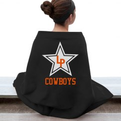 Cowboys stadium blanket