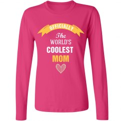 Coolest Mom Tshirt
