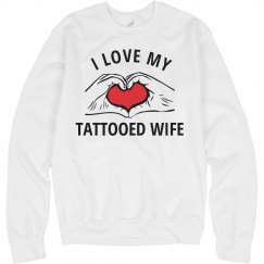 Tattooed wife