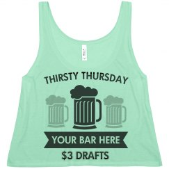Thirsty Thursday Bar