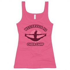 Westerville HS Cheer Camp