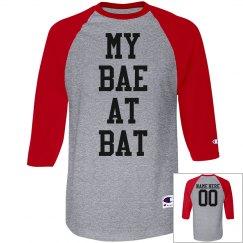 My Bae At Bat