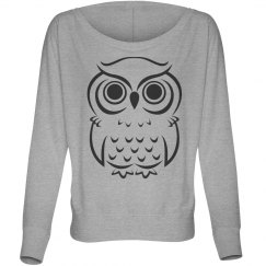 Owl Fashion Top