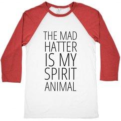 Mad Hatter Spirit Animal