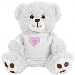 I ship us teddy bear