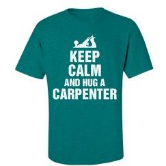 Hug a Carpenter