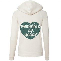 Mermaid Crop Heart