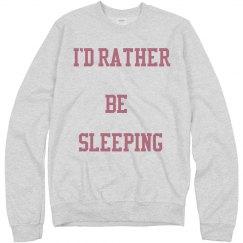 id rather be sleeping