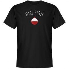 Father Big Fish Bobber