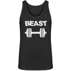 Beast tank top